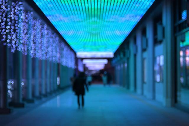 光の街・博多