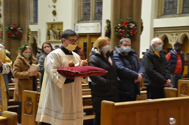 Christmas Eve Masses 2020, St Chad's Cathedral