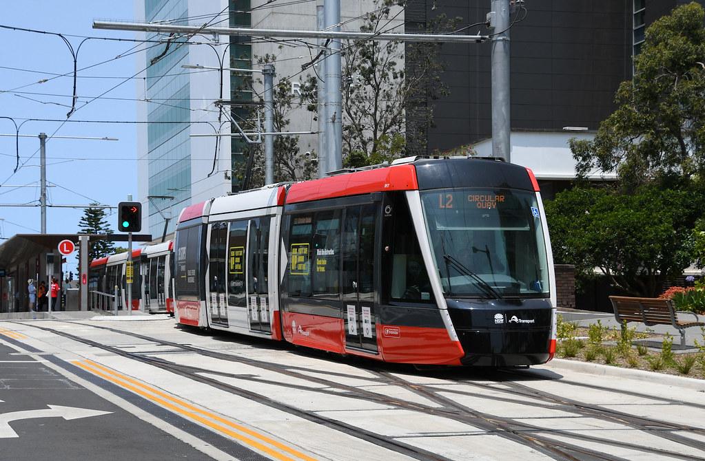 LRV 17, Randwick, Sydney, NSW.