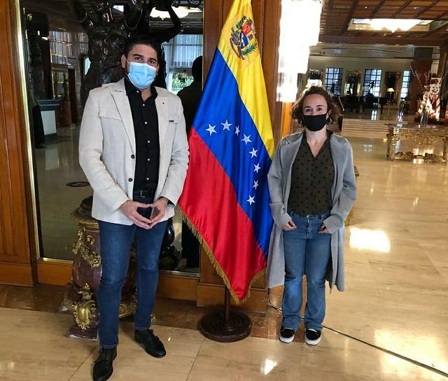 Ismael Sánchez - Venezuela