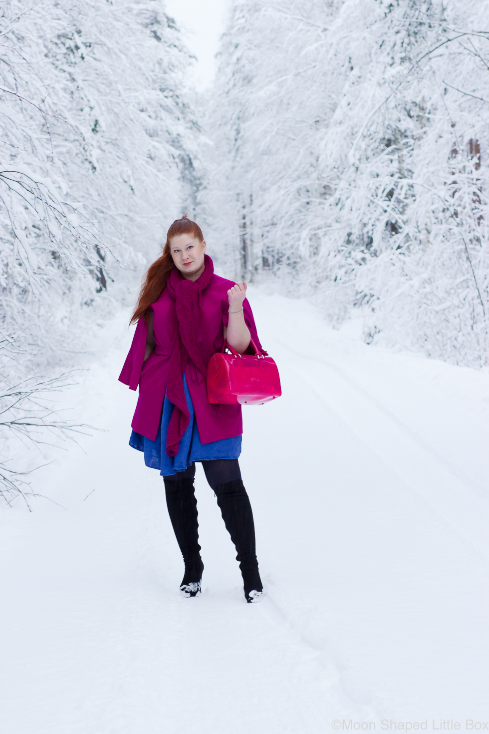 Pohjois-Karjala-talvi-2020