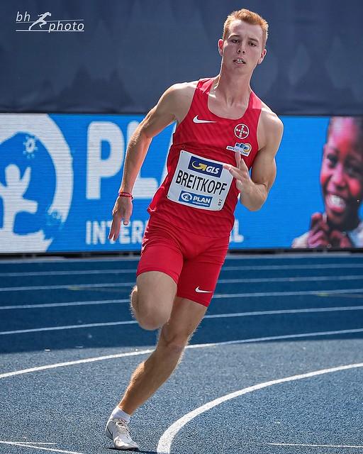Deutsche Leichtathletik-Meisterschaften; Braunschweig, 09.08.2020