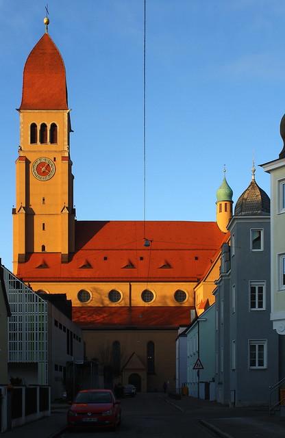Herz-Jesu-Kirche (Augsburg-Pfersee)