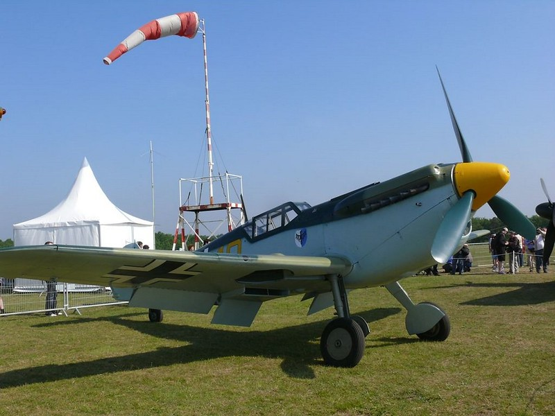 Hispano Aviacion HA-1112 Buchon