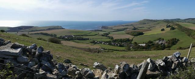 Jurassic coast a World Heritage Site - Dorset -180920 (8)