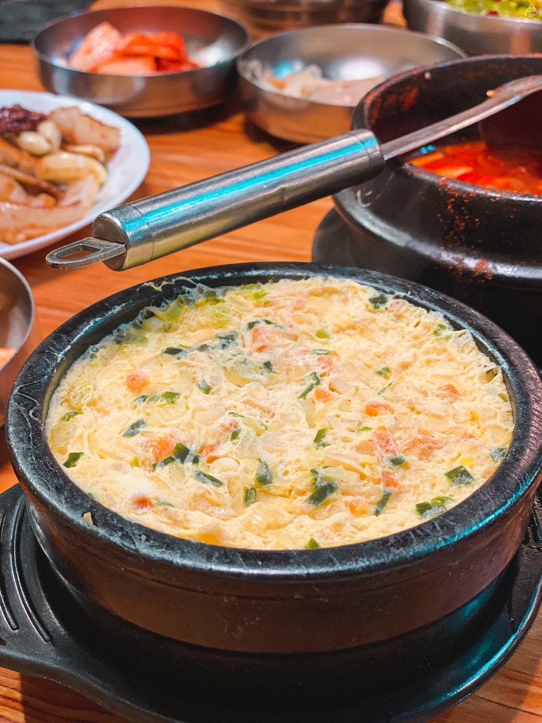 อาหารเกาหลี ป่าตอง