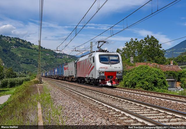 RTC EU43.001