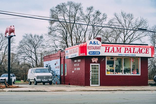 Ham Palace - Detroit, MI [Explored]