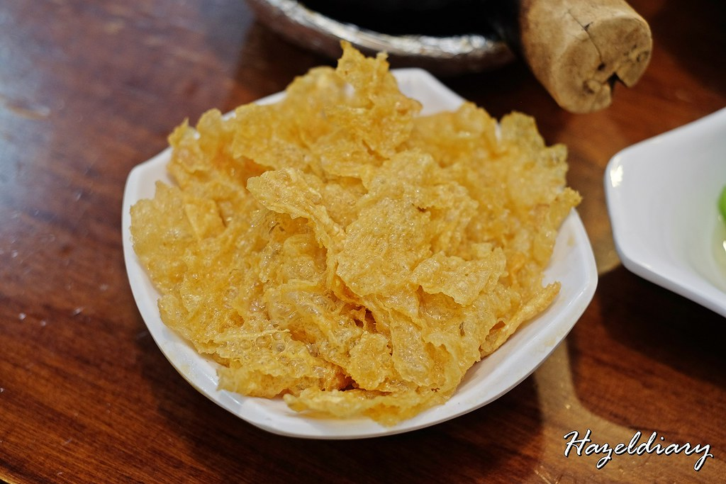 Jia Bin Bak Kut Teh - Crispy Beancurd