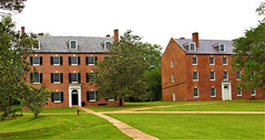 Jefferson College, in Washington, Mississippi