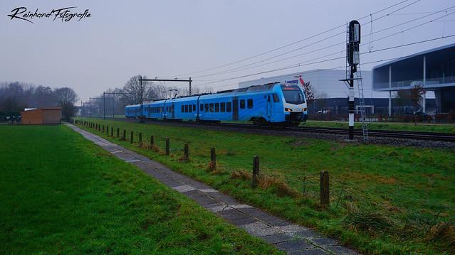 Connexxion-Valleilijn 5039 Harselaar (Barneveld) (NL) 03,01,2021