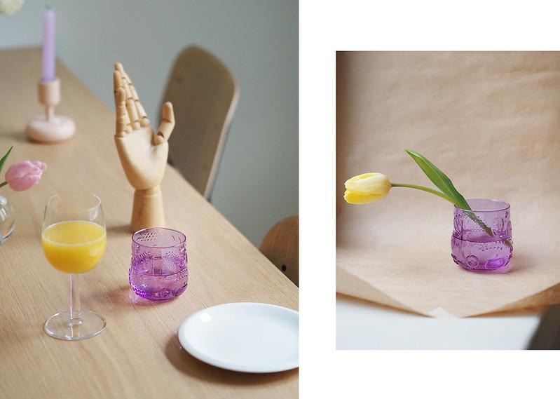 Iittala Frutta ametisti violetti