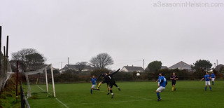Wendron United 1, Penryn Athletic 1, Cornwall Combination League, December 2020 | by darren.luke