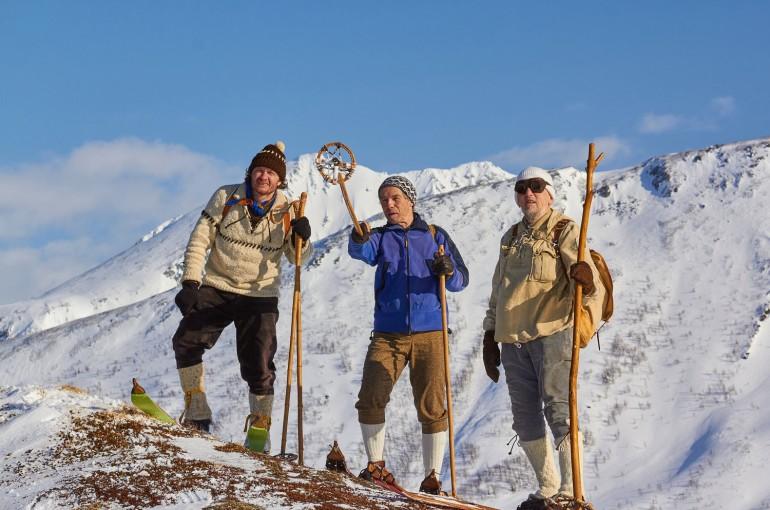Obrázky z Lyngenských Alp
