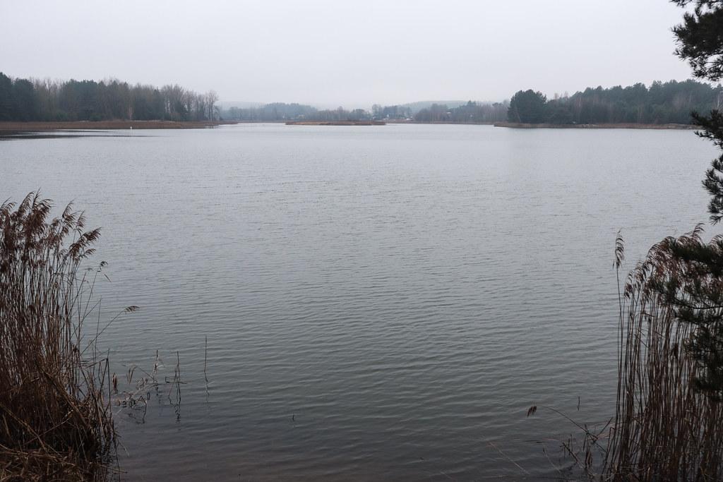 Новоельнянское водохранилище