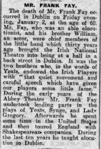 The Stage - Thursday 08 January 1931