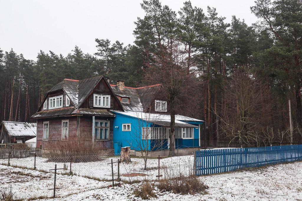 Дом в г.п.Новоельня
