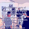 Predicciones y Tendencias del Periodismo y la Comunicación Social en 2021. Predictions and Trends in Journalism and Social Communication in 2021