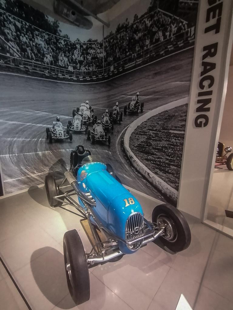1938 Midget Racing Car The Allen Special