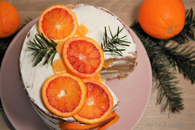 layer cake sans gluten aux agrumes