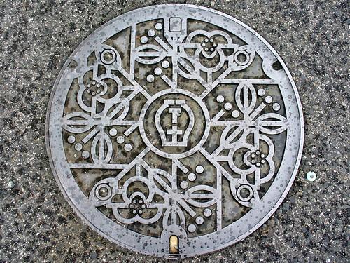 Seto Aichi, manhole cover (愛知県瀬戸市のマンホール)