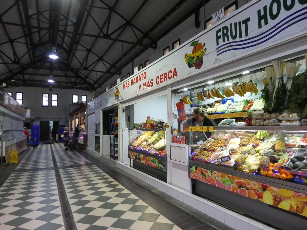 Gibraltar Market Hall