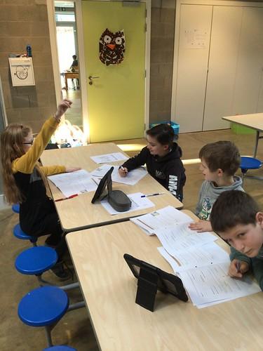 5de leerjaar - Groepswerk W.O.