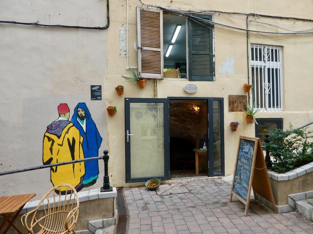 The Kasbar Vegan Restaurant, Gibraltar