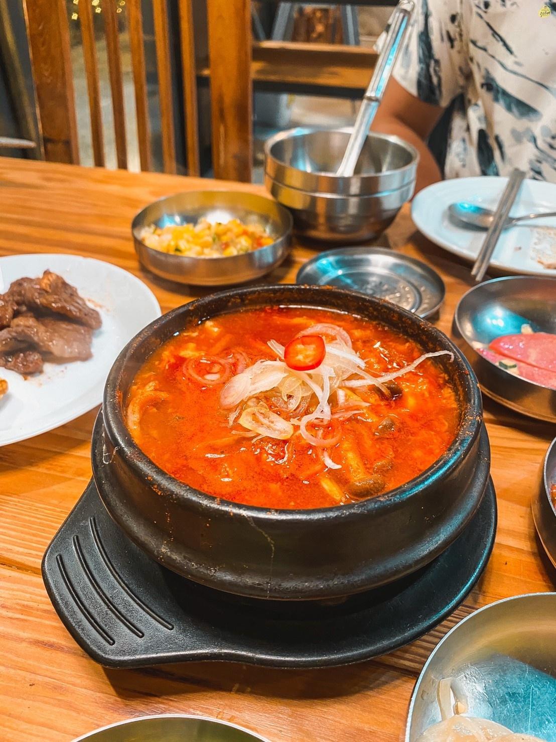 ร้านอาหาร เกาหลี ภูเก็ต