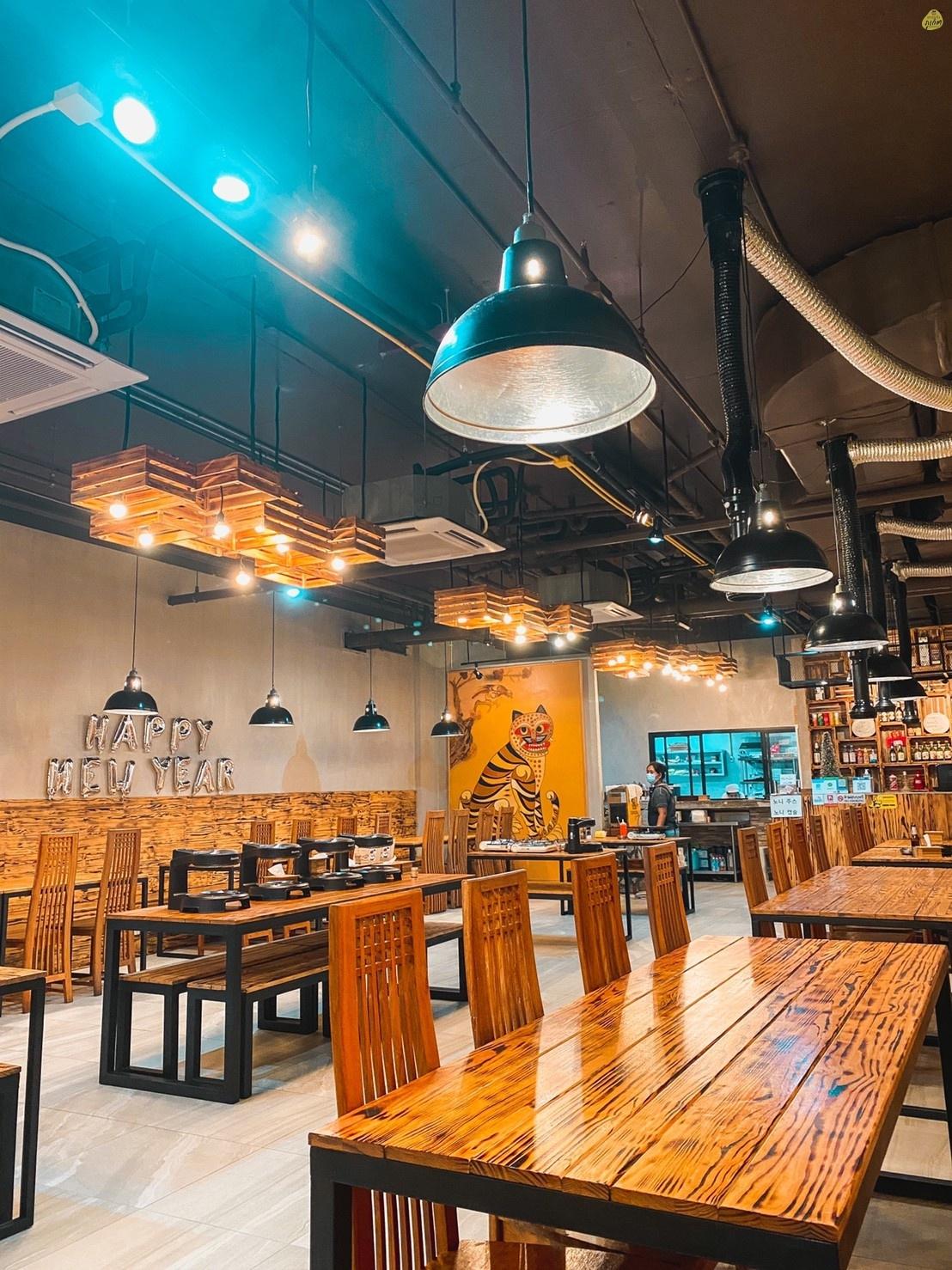 ร้านอาหารเกาหลี เซ็นทรัล ภูเก็ต