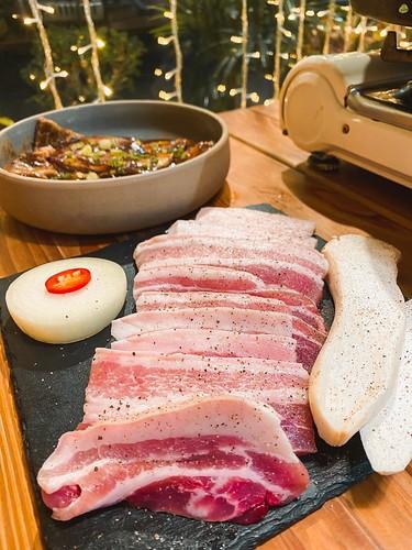 Maru KoreanBBQ ร้านอาหารเกาหลี ป่าตอง