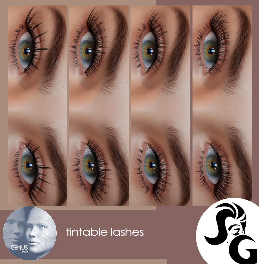 4 New Lashes for Genus Heads