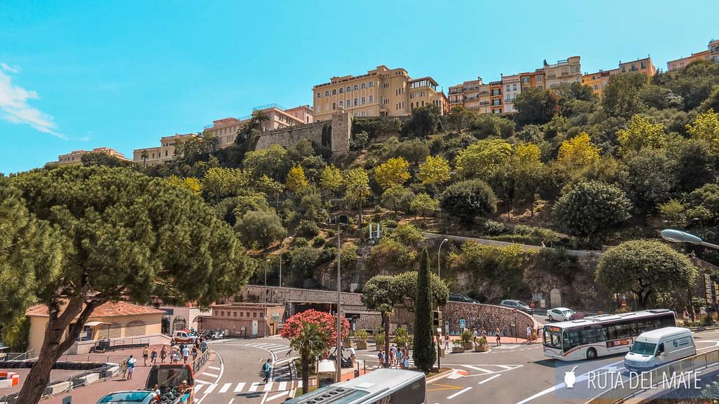 que ver en Mónaco