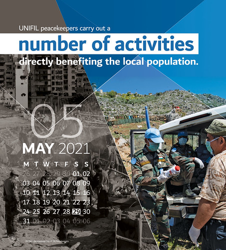 May 2021 | by UNIFIL - United Nations Interim Force in Lebanon