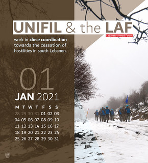 January 2021 | by UNIFIL - United Nations Interim Force in Lebanon