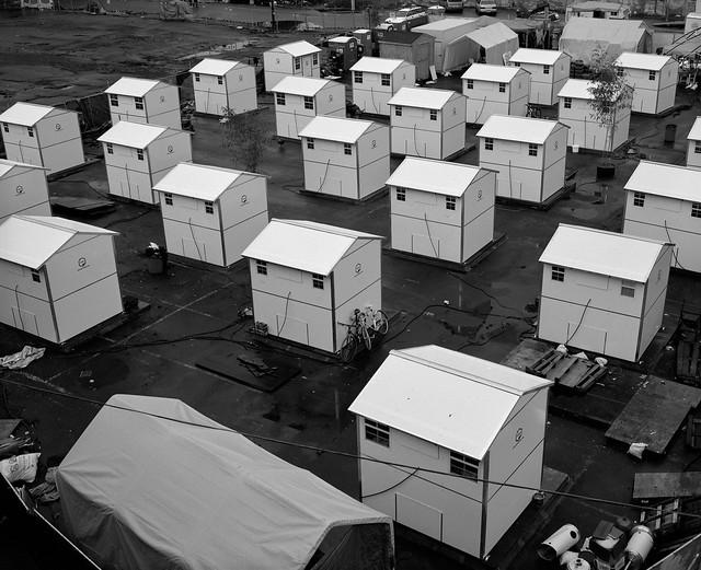 Homeless Shelters, Portland