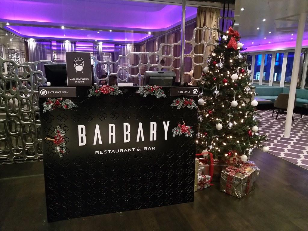 Barbary Restaurant, Gibraltar