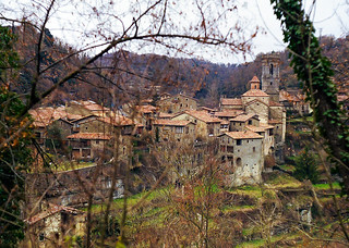 Rupit des del sud / Rupit from the south