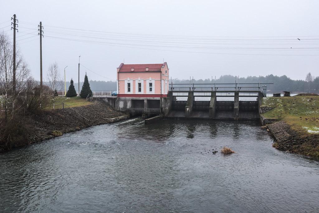 Новосёлковская ГЭС