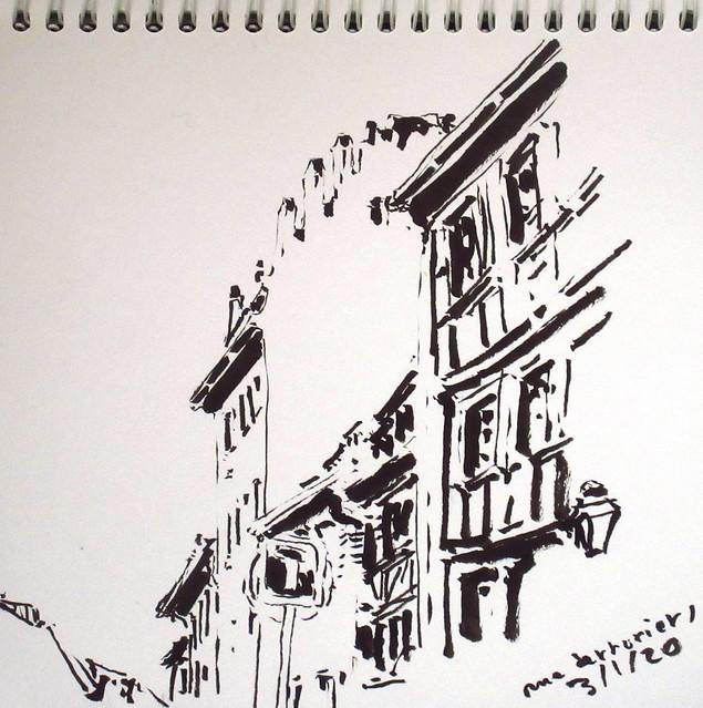 rue de la chaîne Strasbourg 2-1-2020