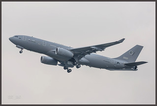 "A332 MRTT - Royal Netherlands AF ( NATO )  "" mrtt-057 ( T-057 ) ""  / 1709 