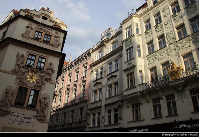 Staré Město, Prague, Czech Republic