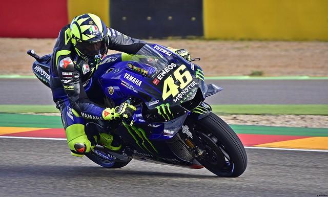 Yamaha / Valentino ROSSI / ITA / Monster Energy Yamaha MotoGP