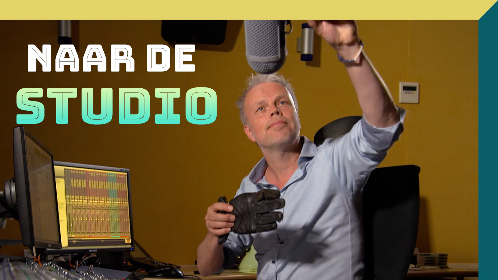 DHZ - Foley naar de studio