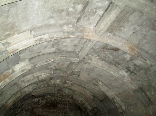 Vaulted Ceiling, Castle Campbell, Dollar