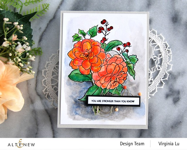 Altenew-PAF Camellia-Artist Watercolor 24 Pan Set-004