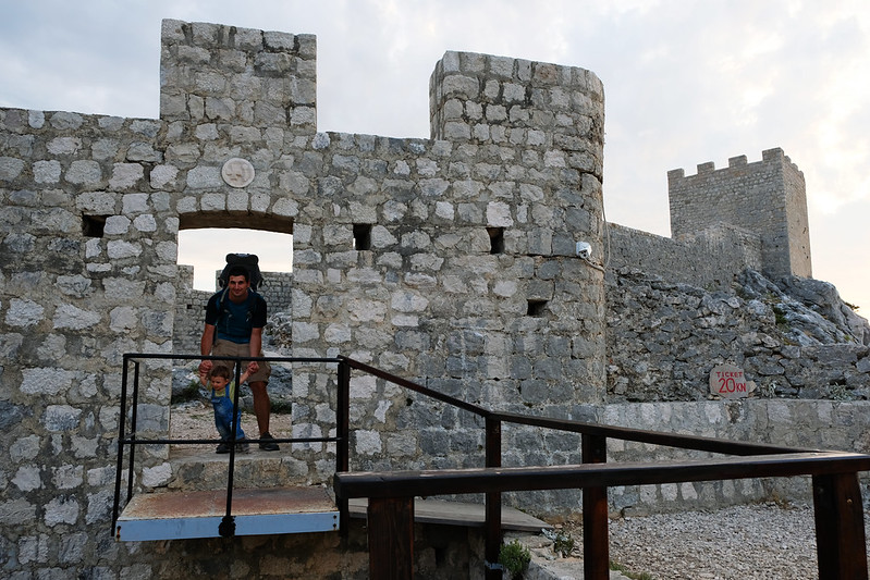 Fortica, Omiš, Croatia