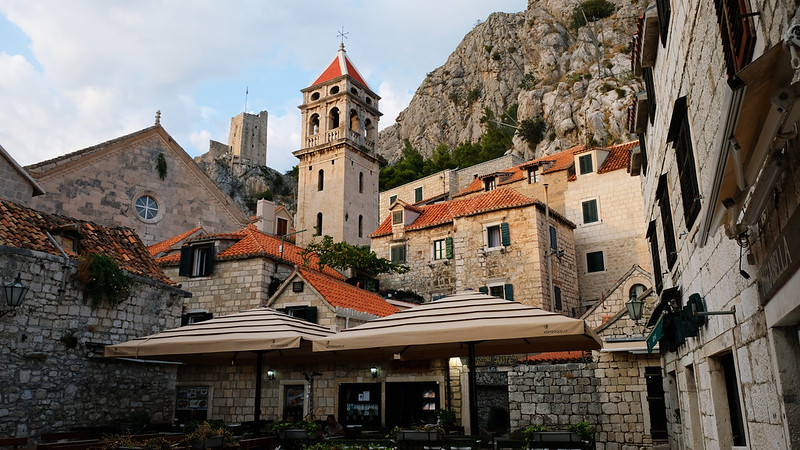 Omiš, Croatia