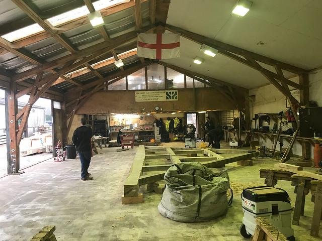The Green Oak Carpentry Company