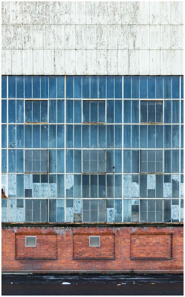Aluminium, Glass and Brick, Glasgow